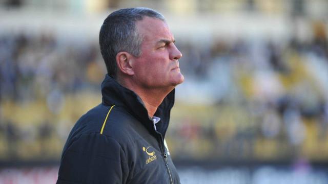 Ponte Preta demite técnico Mazola Júnior após cinco jogos