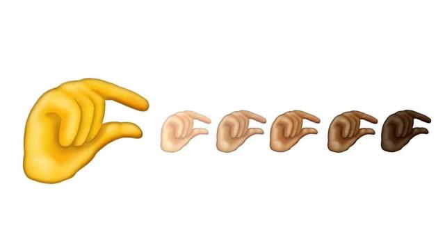 Novo emoji 'mixuruca' vira piada internet