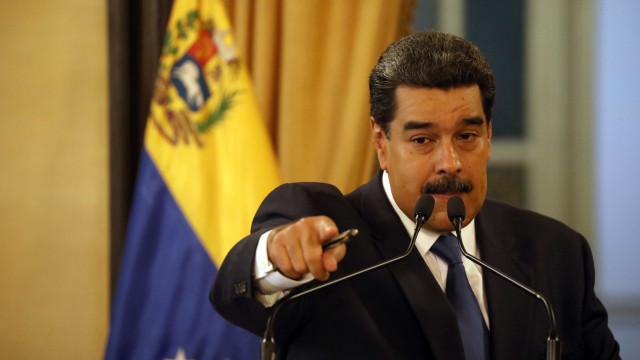 EUA querem saída de Maduro e Guaidó diz que regime se contradiz
