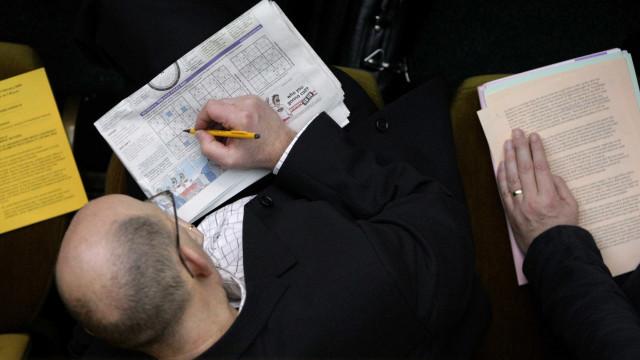 Sudoku e palavras cruzadas estimulam o raciocínio e conquistam adeptos