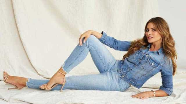 Atriz Sofía Vergara lança marca de jeans popular