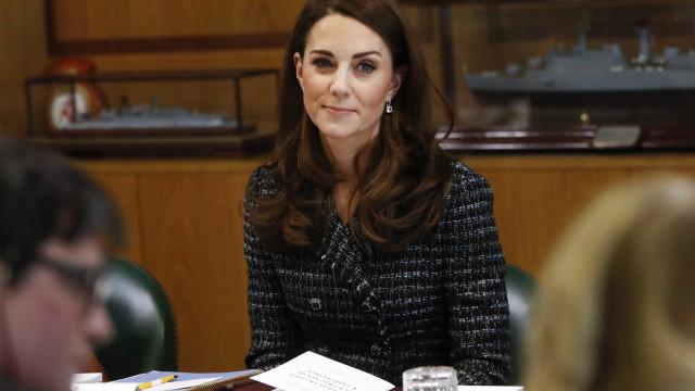 Kate Middleton fala sobre uma quarta gravidez