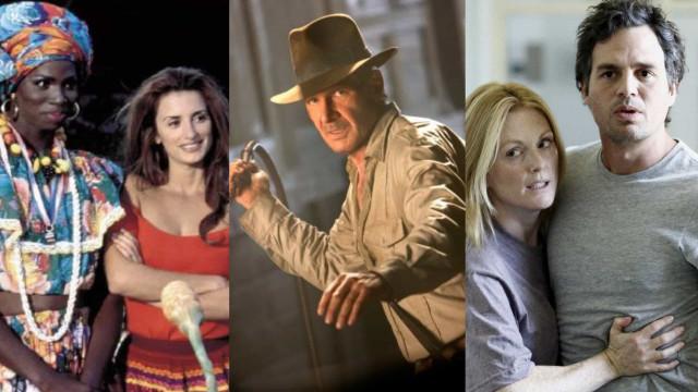 Lembra que esses filmes de Hollywood foram rodados no Brasil?