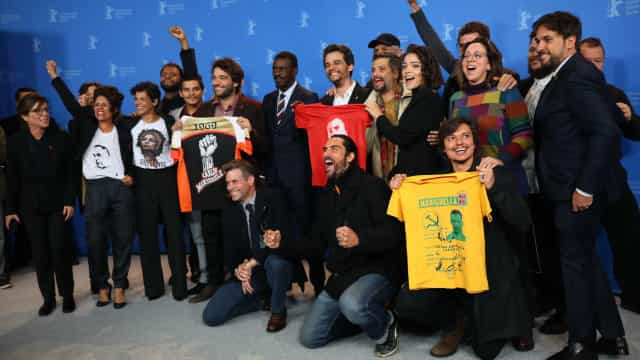 Wagner Moura em Berlim: 'Vamos enfrentar muita merda no Brasil'