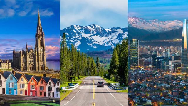 Já imaginou ser pago para viver nesse lugares?
