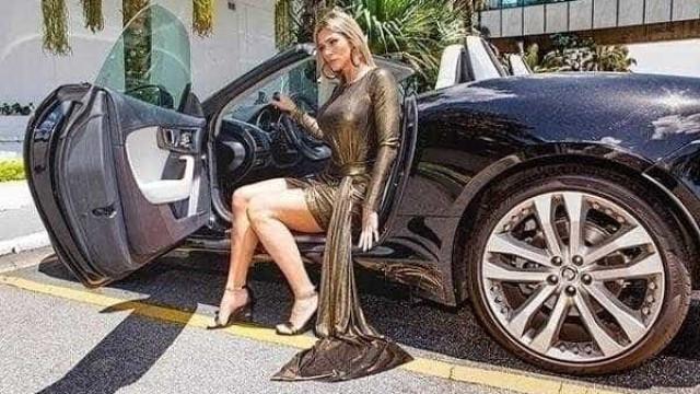 Lívia Andrade mantém vida luxuosa ao lado de marido misterioso