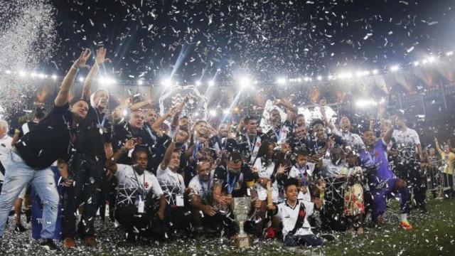 Vasco vence a Guanabara; torcedores deixam Maracanã com tranquilidade