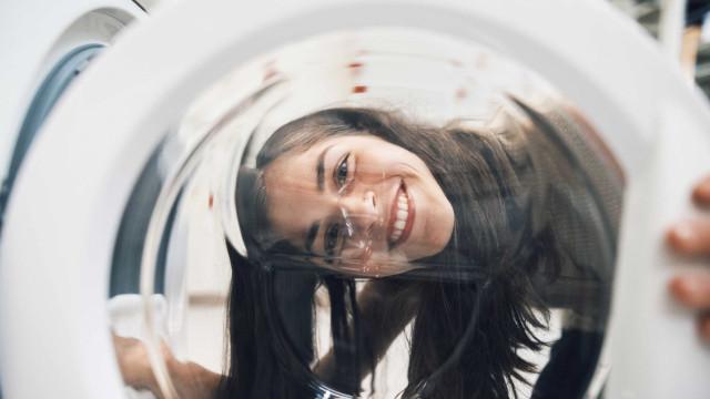 Aprenda a limpar corretamente máquina de lavar roupa