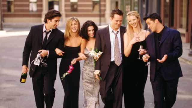 Elenco de Friends sabia de problemas de Matthew Perry