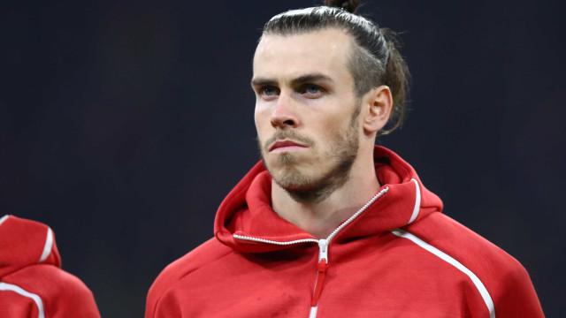 Gareth Bale está sendo negociado com Tottenham e Real Madrid