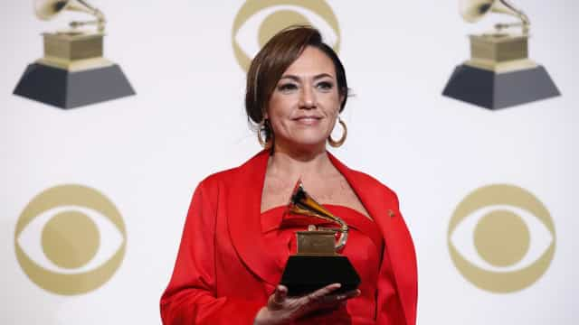 Vencedora do Grammy teve canções suas gravadas por diversos artistas