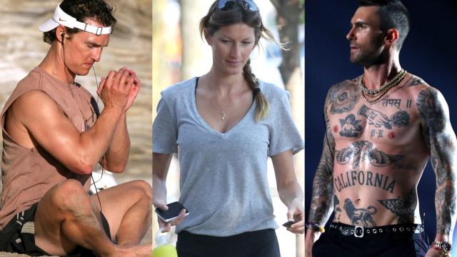 Essas celebridades vão te convencer a começar a fazer ioga já