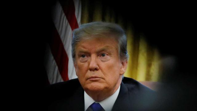 Trump diz não estar pronto para fechar acordo comercial com a China