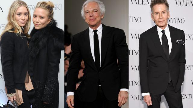 Titãs da moda: os estilistas mais ricos do mundo