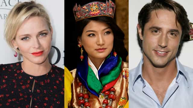 Colírios reais: os membros da realeza mais bonitos do mundo!