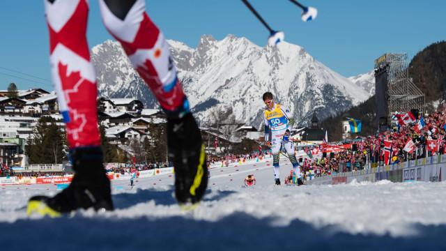 Atletas de esqui nórdico são detidos por suspeita de doping
