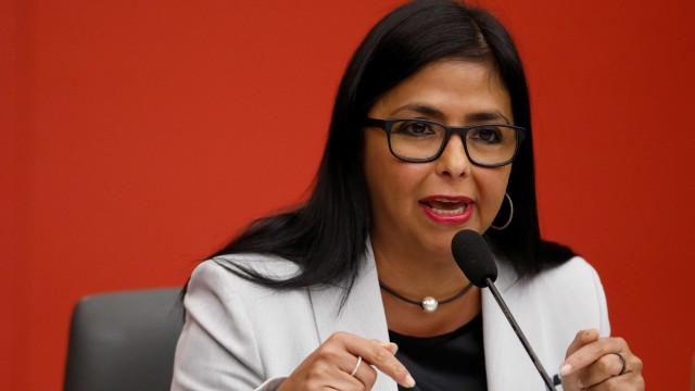 Vice-presidente da Venezuela viaja a Rússia