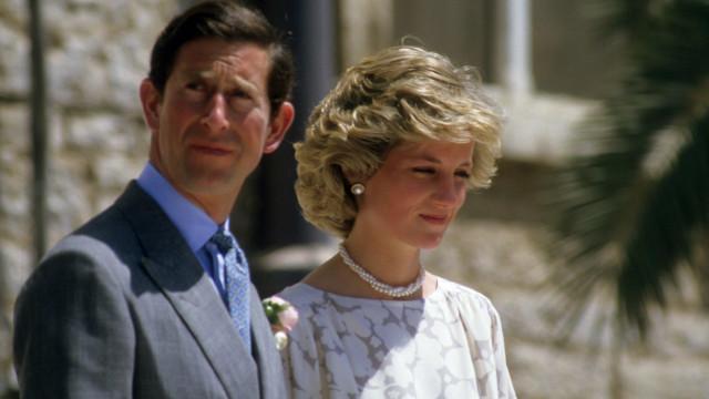 Os casais reais que não viveram felizes para sempre