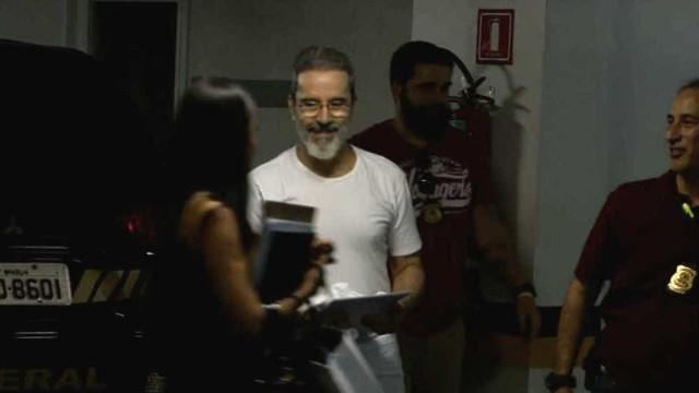 Juíza do DF autoriza e Luiz Estevão vai para regime semiaberto