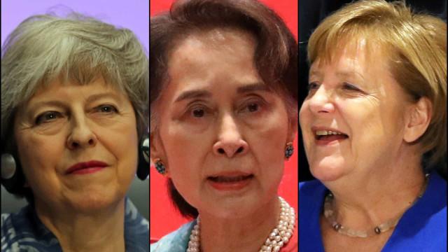 Mulheres no poder: conheça as atuais líderes políticas do mundo