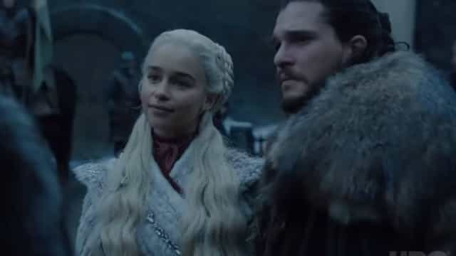 HBO divulga trailer da 8ª e última temporada de 'Game of Thrones'