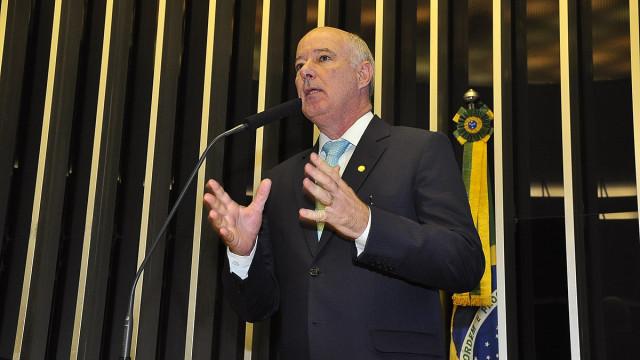 Herculano Passos será vice-líder do governo na Câmara