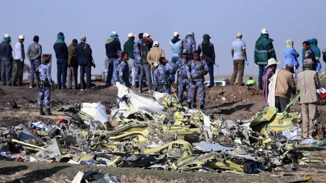 Relatório isenta pilotos de culpa em queda de Boeing 737 MAX