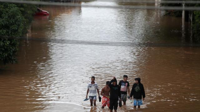 Chuvas: ES tem 229 pessoas desalojadas e 6 mortos