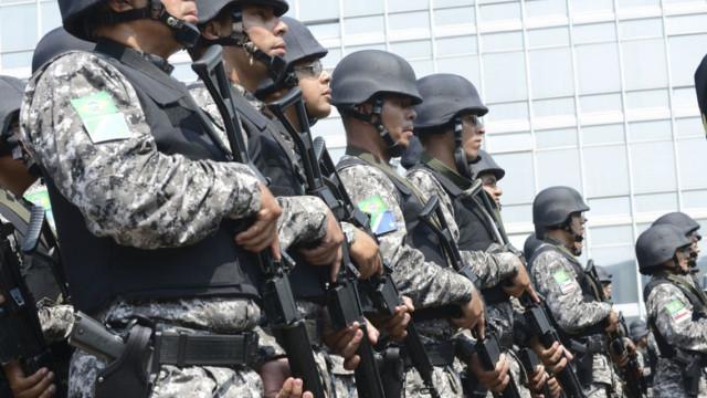 Ministério da Justiça prorroga a presença da Força Nacional em Belém