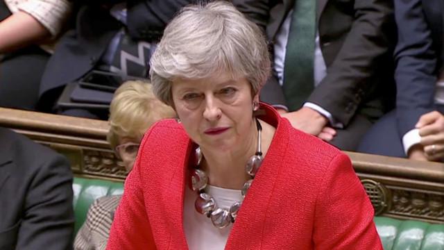 Brexit pode ter novo referendo caso parlamentares aprovem plano de May