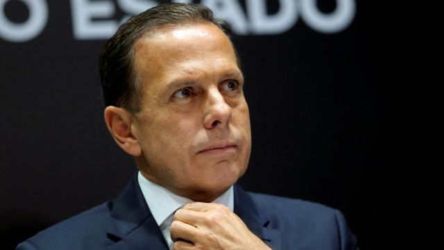 Doria retruca Carlos Bolsonaro: assunto requentado, não há nada ilegal