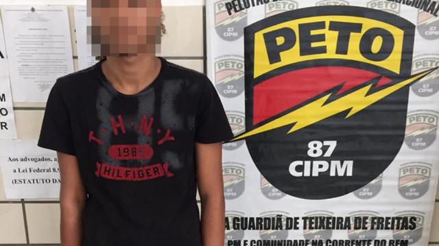 Jovem posta ameaça de atentado em escola na BA e é detido