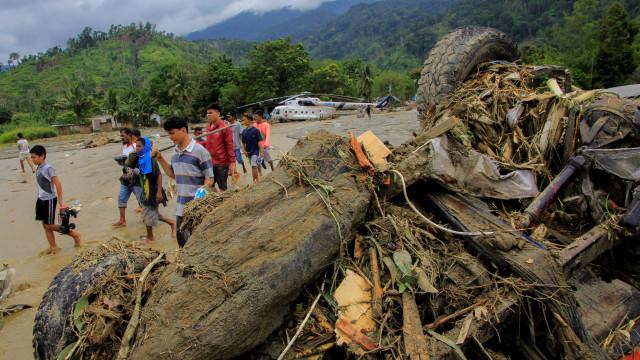 Indonésia: chuvas deixam ao menos 58 mortos e mais de 4 mil desalojados