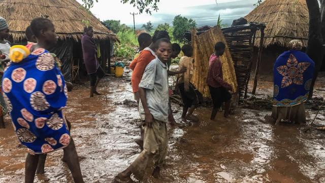 Ciclone deixa 193 mortos e milhares de desabrigados na África