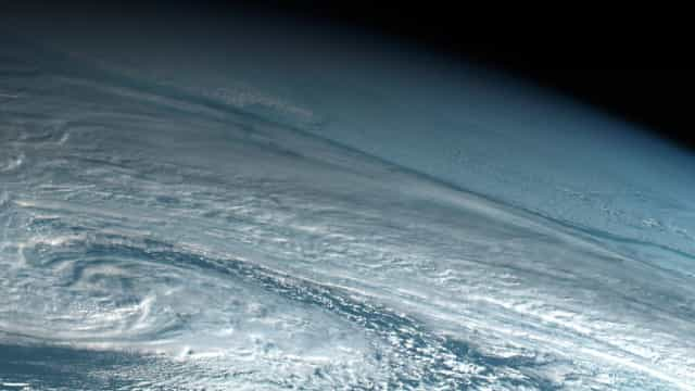 Nasa detecta explosão de meteoro na atmosfera da Terra