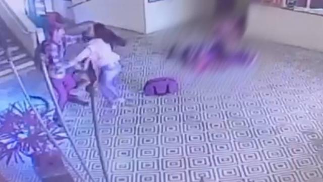 'Me imaginei no tatame', diz menina que lutou com agressor em Suzano