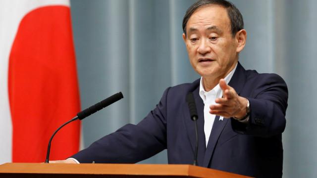 Primeiro-ministro do Japão promete controlar a covid-19 e realizar a Olimpíada