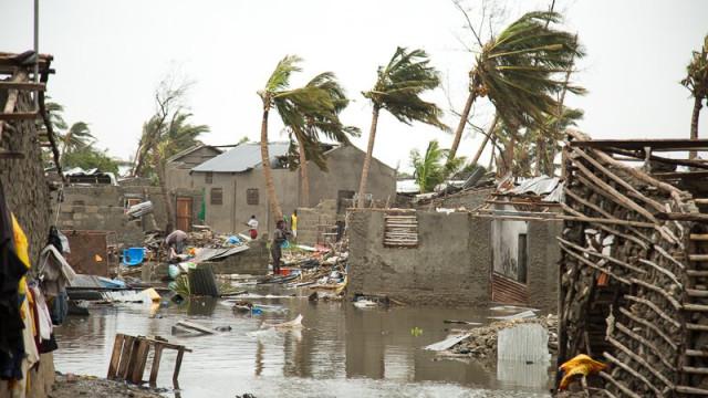 Sobe para 493 o número de mortos em Moçambique