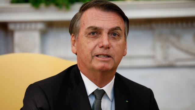 Se tem minha senha tem minha confiança, diz Bolsonaro sobre rede social