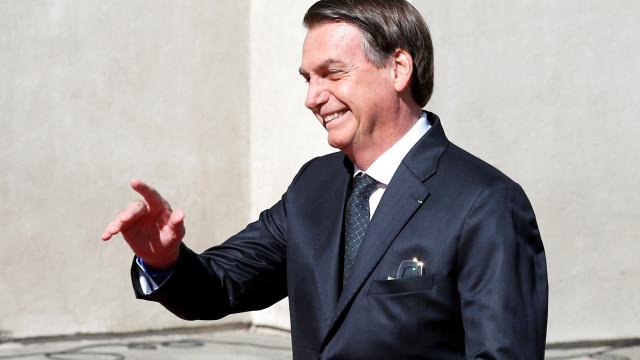 Bolsonaro tem como lema 'tudo pela paz', diz porta-voz