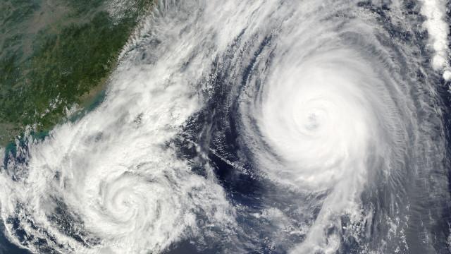 Inmet emite alerta de formação de ciclone na costa brasileira