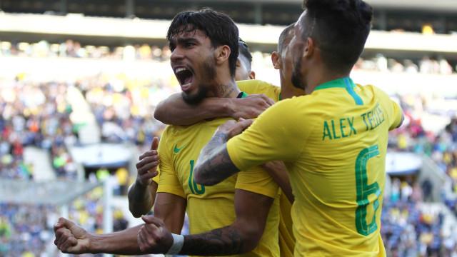 Com ataque pouco efetivo, Brasil empata contra o Panamá