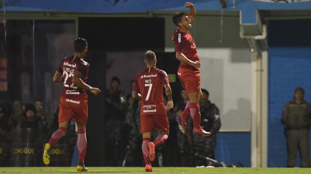 Gaúcho: Inter ganha do Novo Hamburgo no jogo de ida das quartas