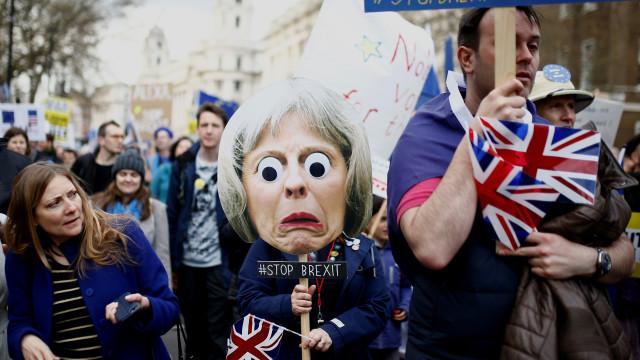 Ministro diz que parlamento decidirá futuro do Brexit na próxima semana