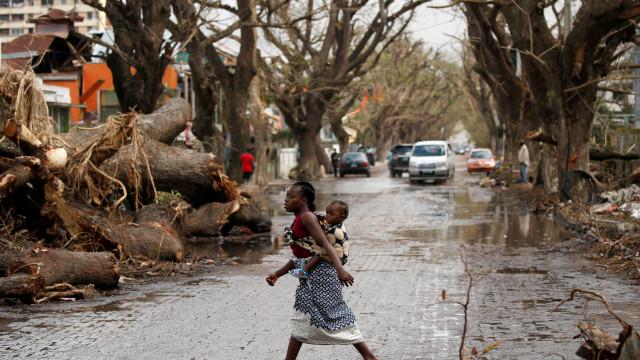 Moçambique tem cinco casos confirmados de cólera; número deve aumentar