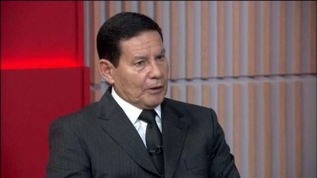 Maior preocupação da área econômica hoje é a votação da LDO, diz Mourão