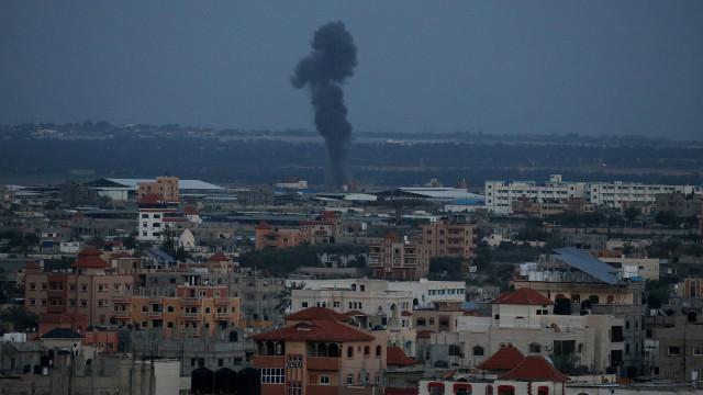 Ataques deixam mortos em Israel e Gaza