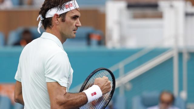 Federer confirma que pretende disputar Olimpíada de Tóquio-2020