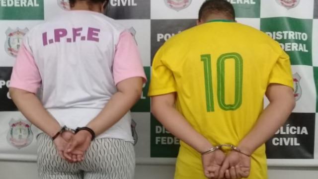 Casal é preso suspeito de matar filhos com injeção de insulina