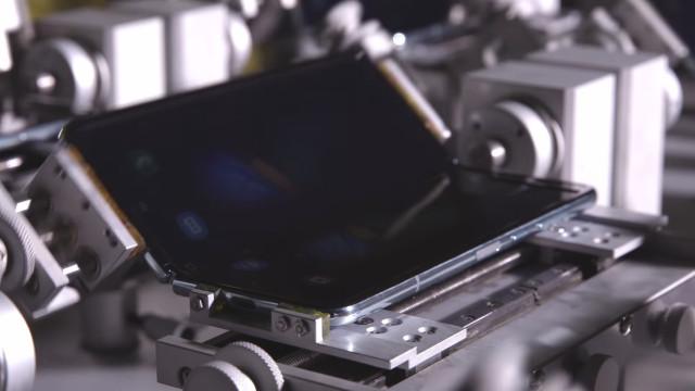 Galaxy Fold: veja como funciona a tela dobrável